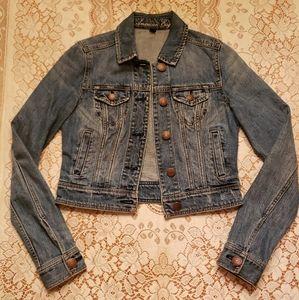 Vintage American Eagle Denim Jacket